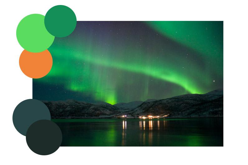 Northern Lights by B_Olsen