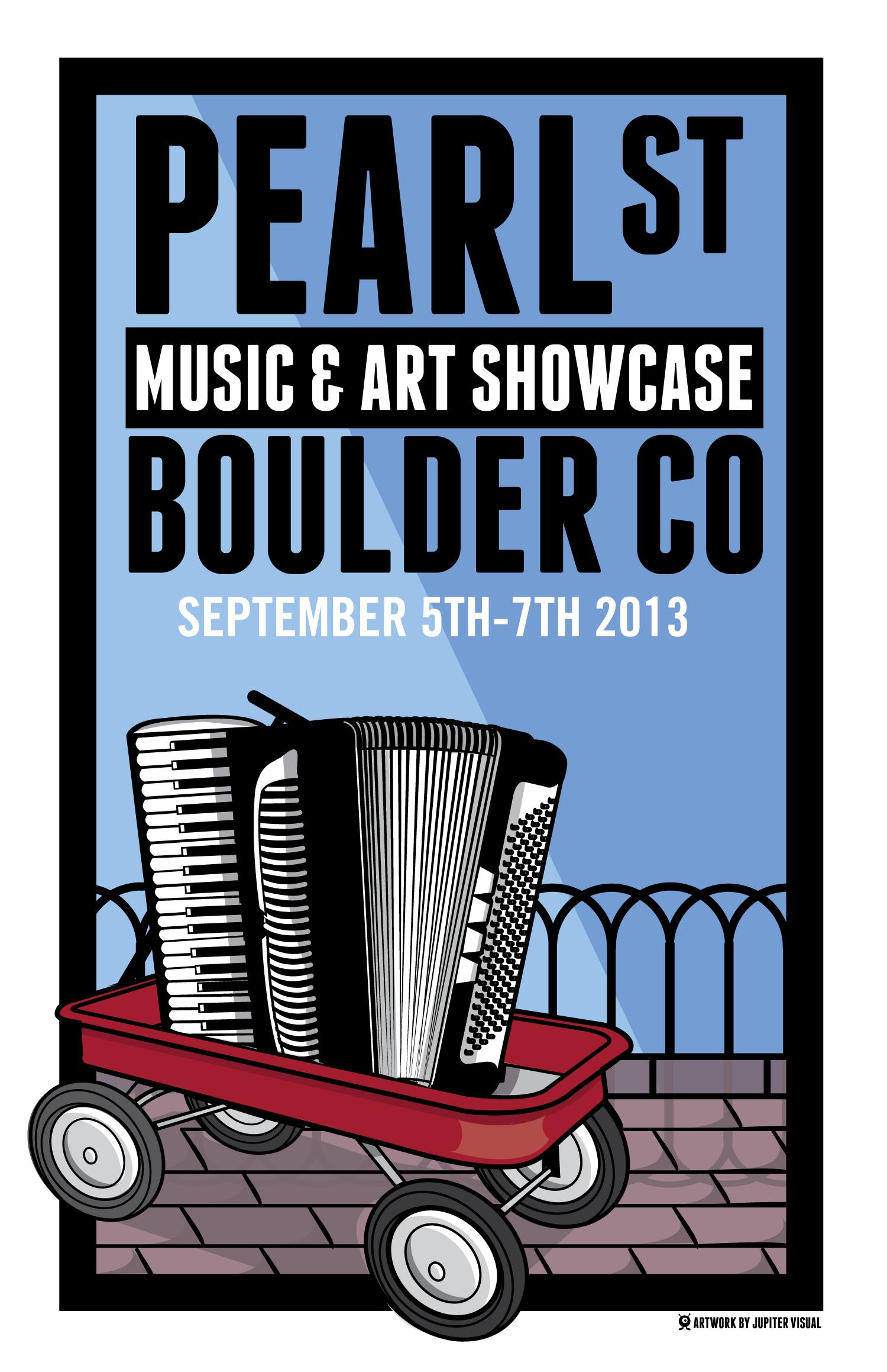 Pearl Street Music Showcase