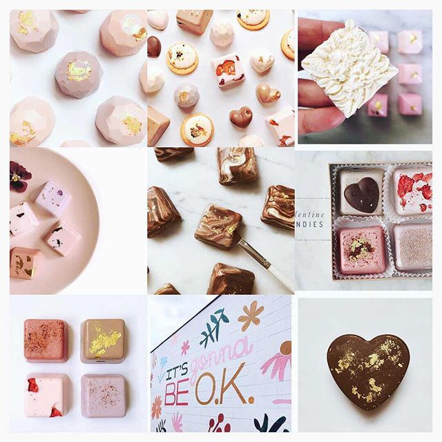 So many beautiful and delicious favorites this year! Thanks for being part of all the Lock and Key magic in 2018! ✨ Already cooking up some exciting new sweets for next year!!