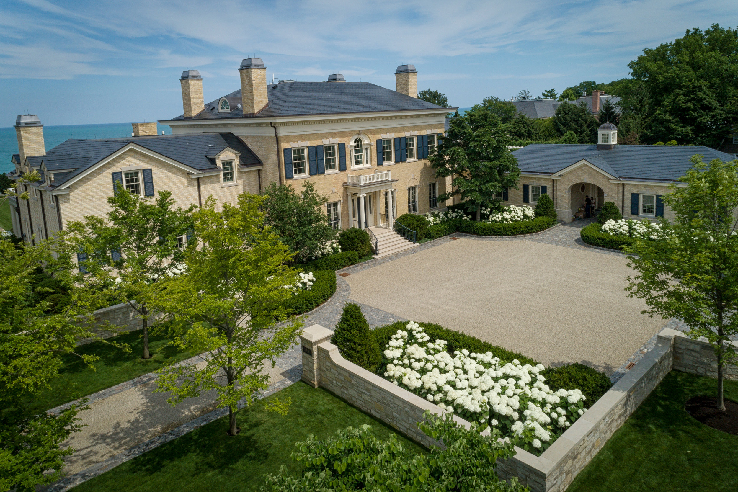 Landscape Architecture - Winnetka, Illinois
