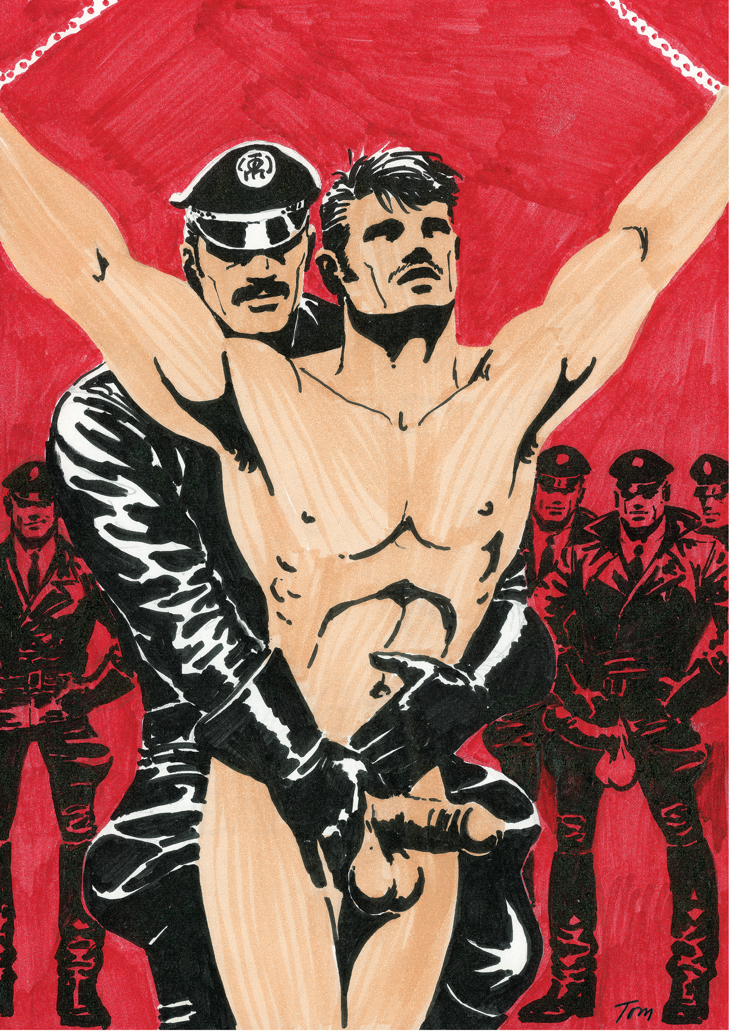 Tom of Finland - UNTITLED