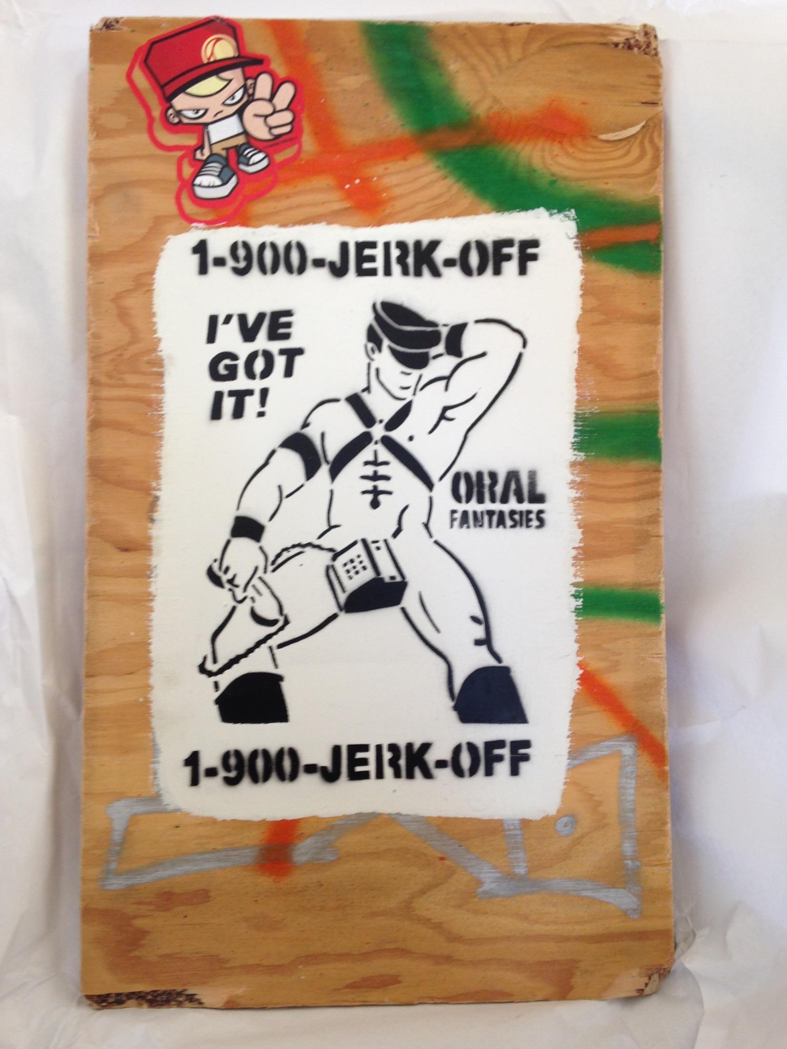 Jeremy Novy - JERK OFF
