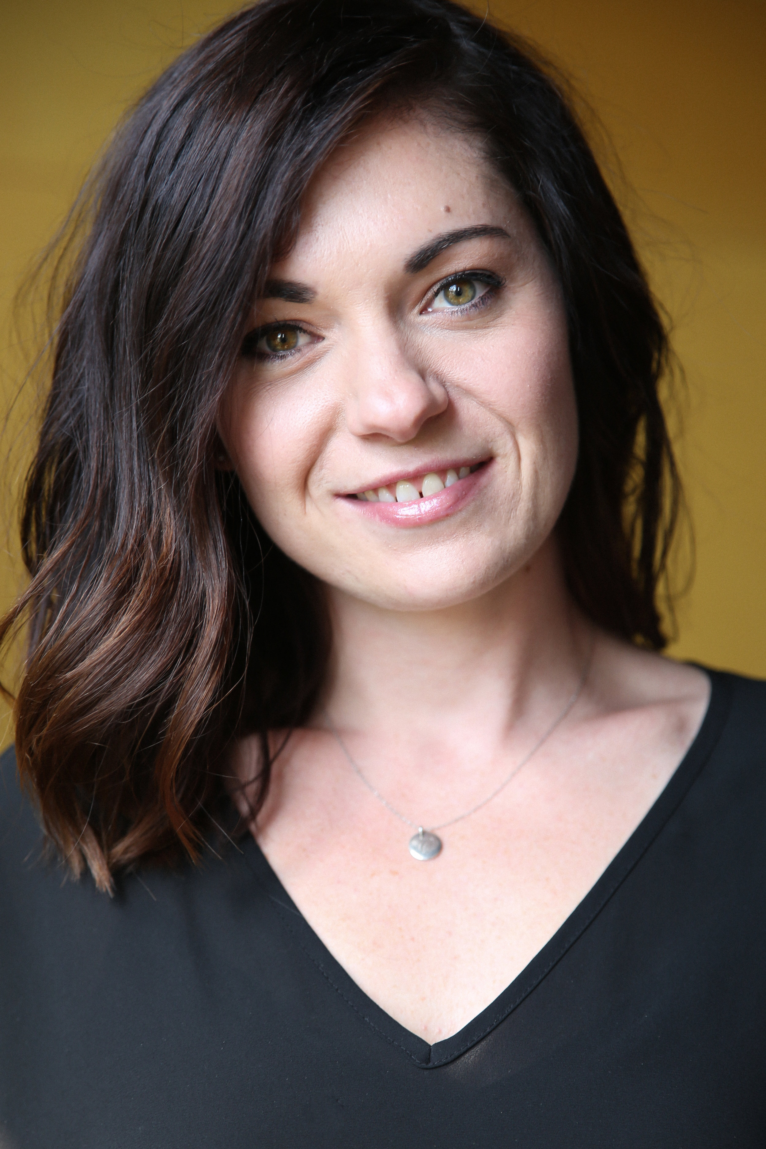 Michaela -by Amy Colleen Photography, Austin Artist Headshot