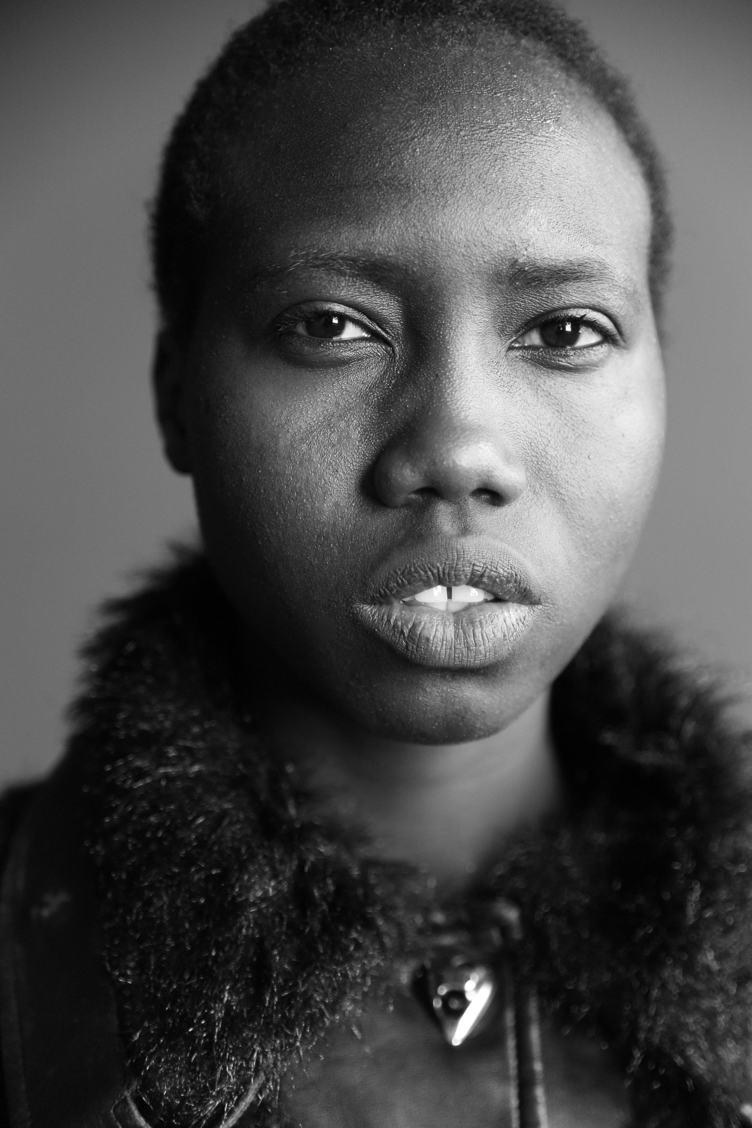 Ochudo -by Amy Colleen Photography, Austin Model Headshot