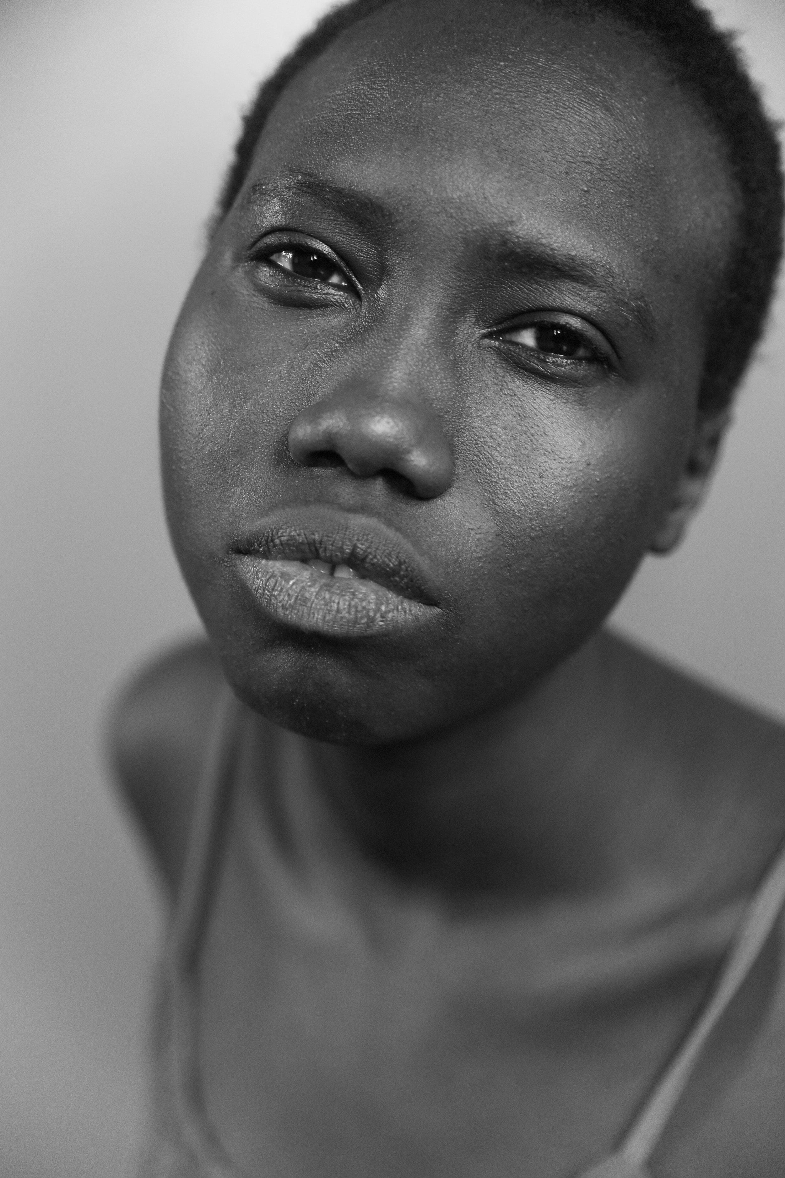 Ochudo -by Amy Colleen Photography, Austin Model Creative Headshot