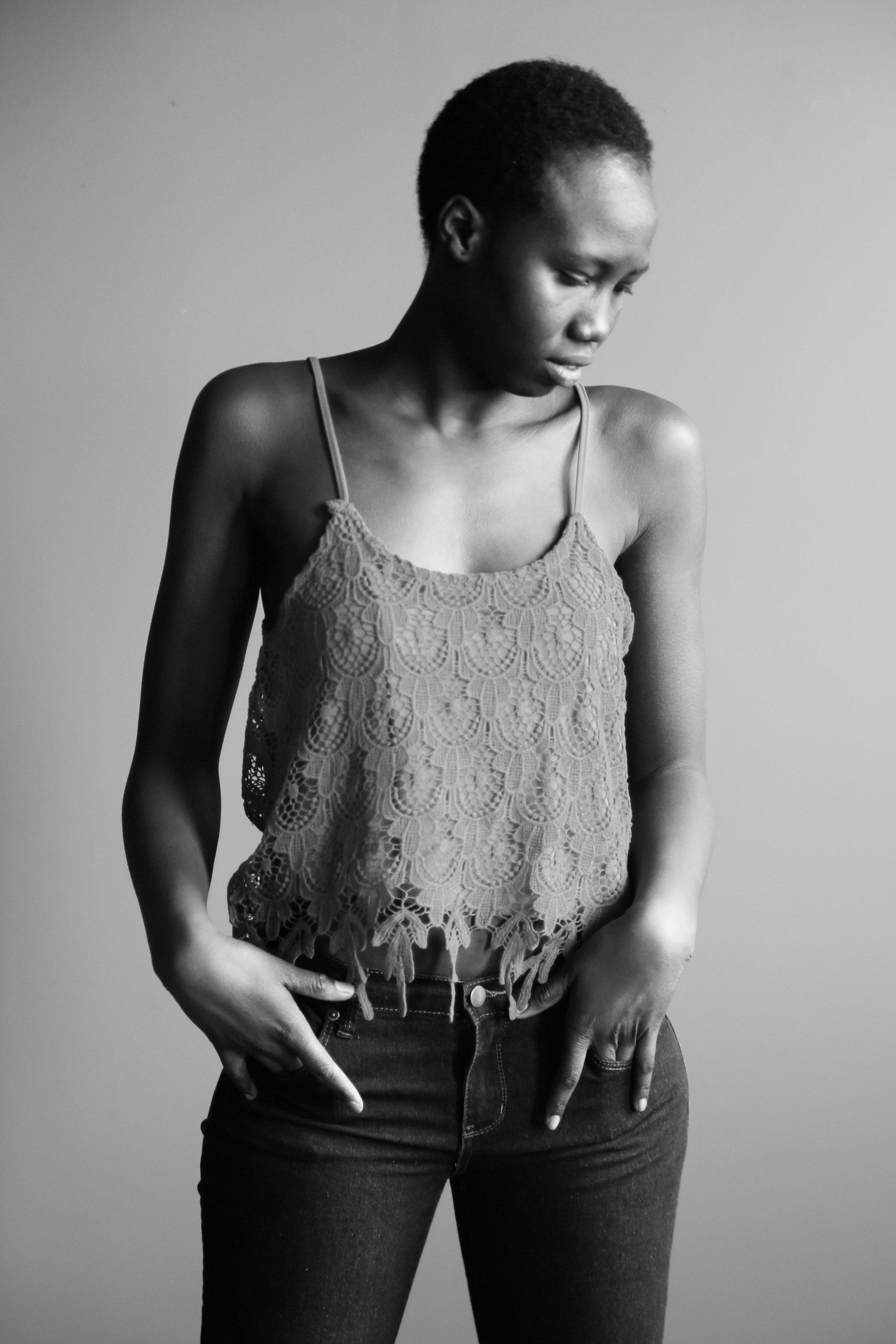 Ochudo -by Amy Colleen Photography, Austin Model Portrait