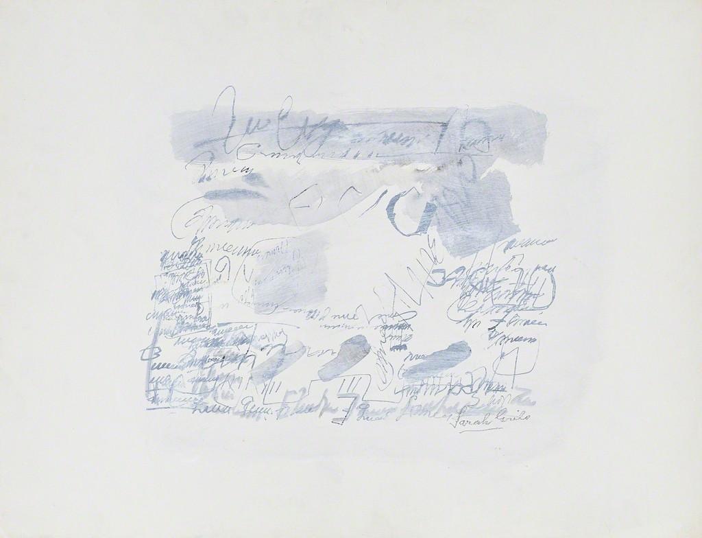 Sin título  (1979), Oil on paper / Cecilia de Torres, Ltd., New York