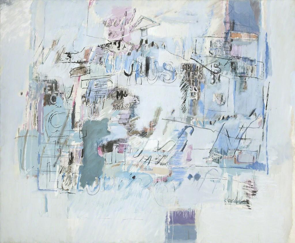 Sin título  (1978), Oil on paper / Galerie Lelong & Co., Paris
