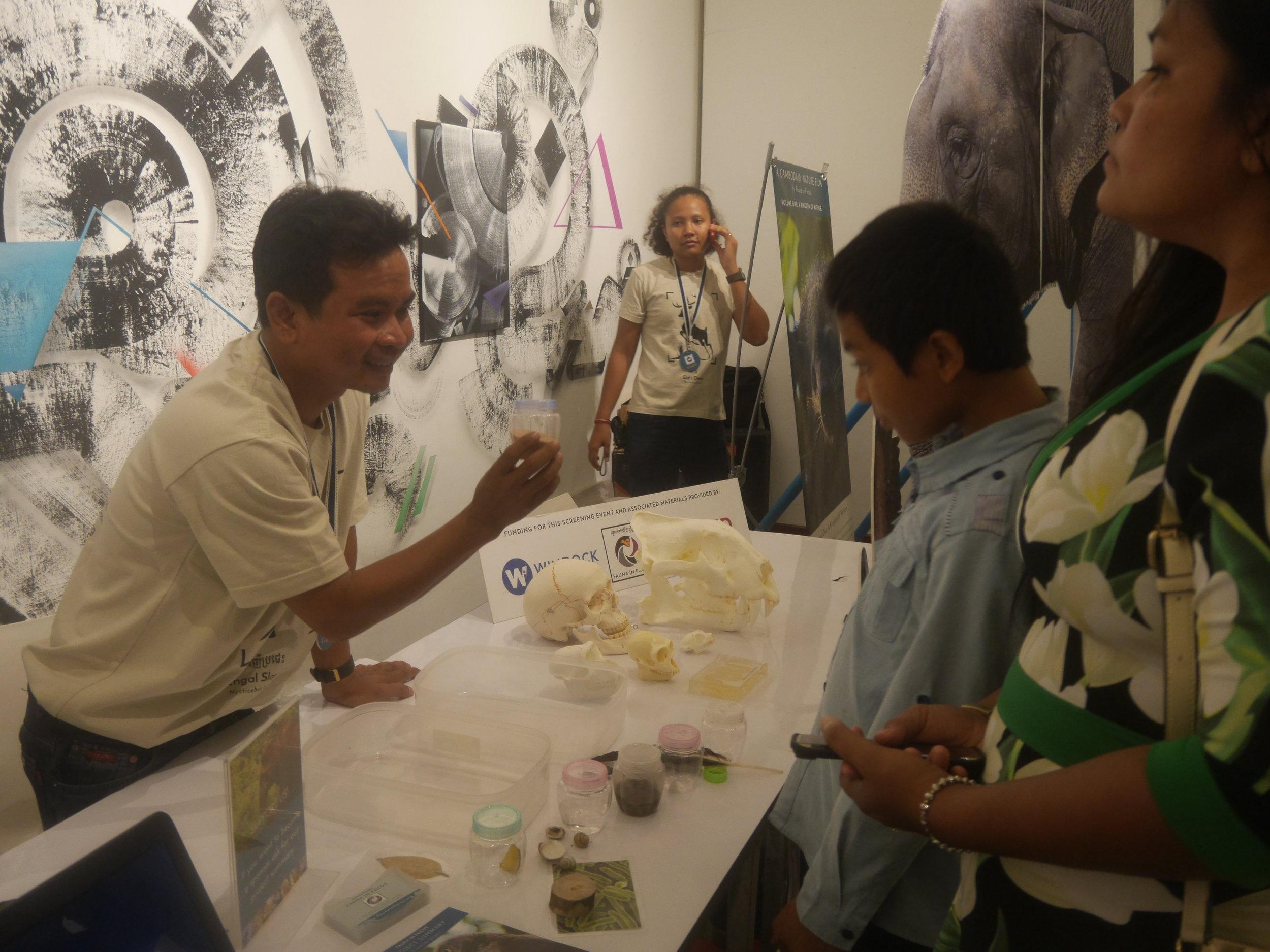 Environmental Education at Meta House