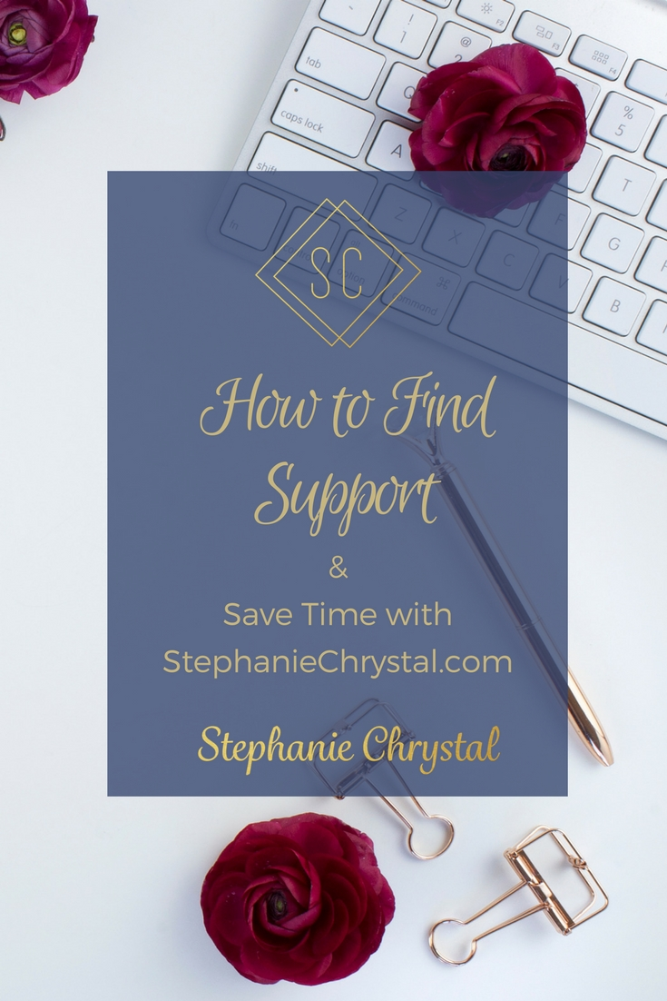 Find-Support-Save-Time-Stephanie-Chrystal