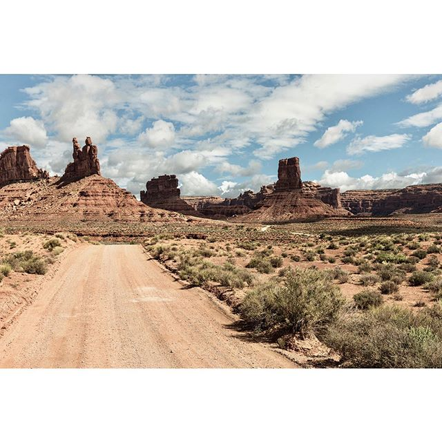 Valley of the Gods, Utah. One of the incredible places I visited while on a road trip back in May. Over two thousand miles across several states and National Parks, photographing, camping, and meeting some great people. All, via a truck more than two decades old.
