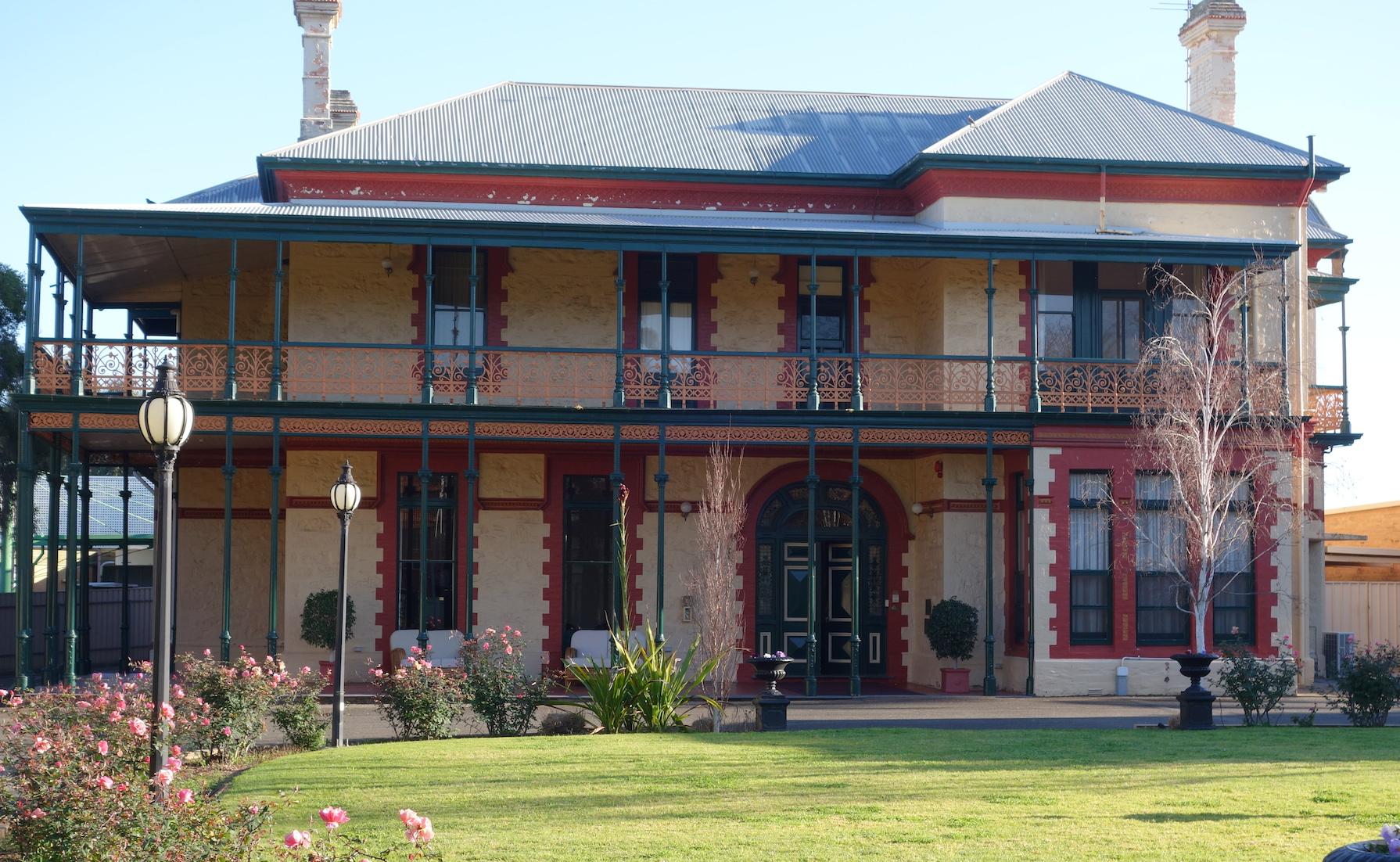 Darroch House
