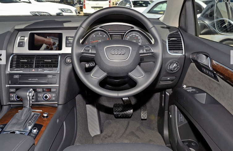 2014 Audi Q7 TDI MY15 Tiptronic quattro