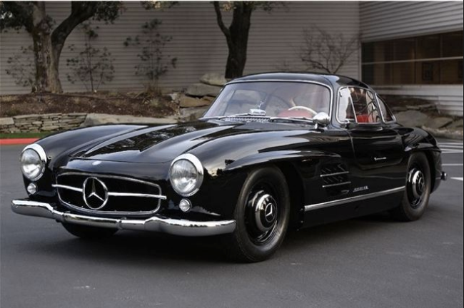 1955 Mercedes-Benz 300SL Coupe.png