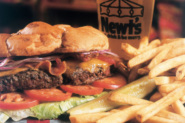 6. Newt's (downtown)