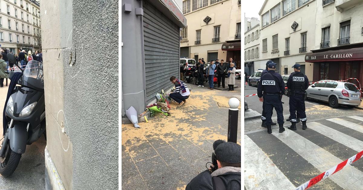 Photos: Aftermath of attacks / Robert Beeman