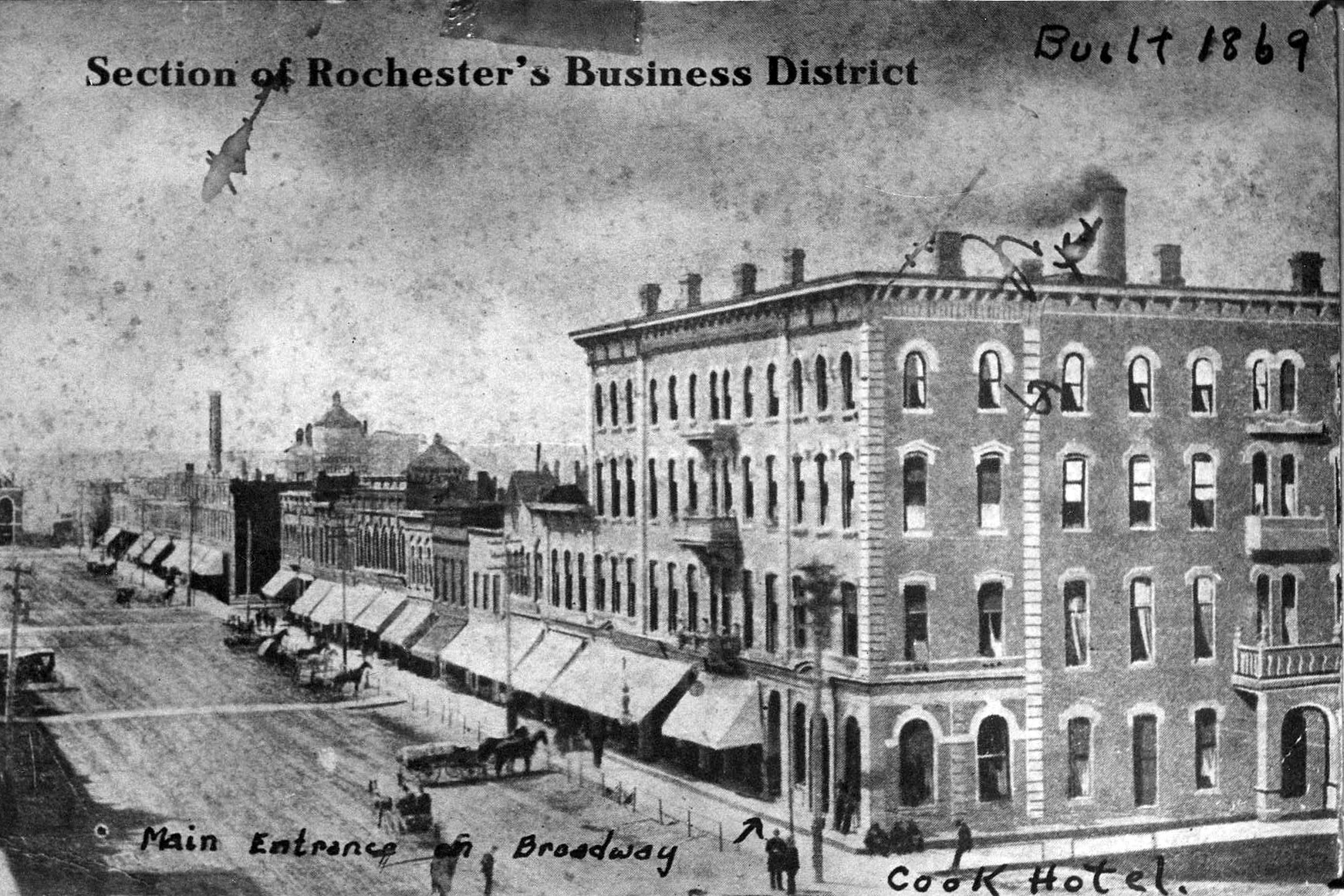 Rochester 1908