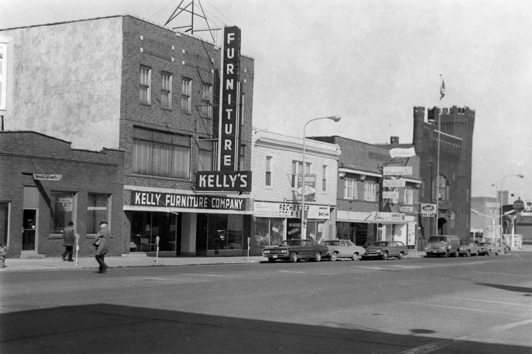 Rochester 1970-75