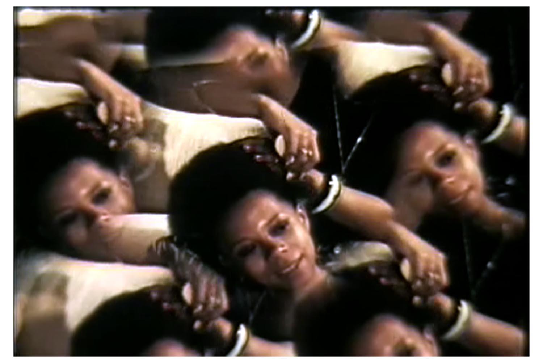 Akosua Adoma Owusu, Split Ends, I Feel Wonderful , 2012, 16 mm film transfer to digital video