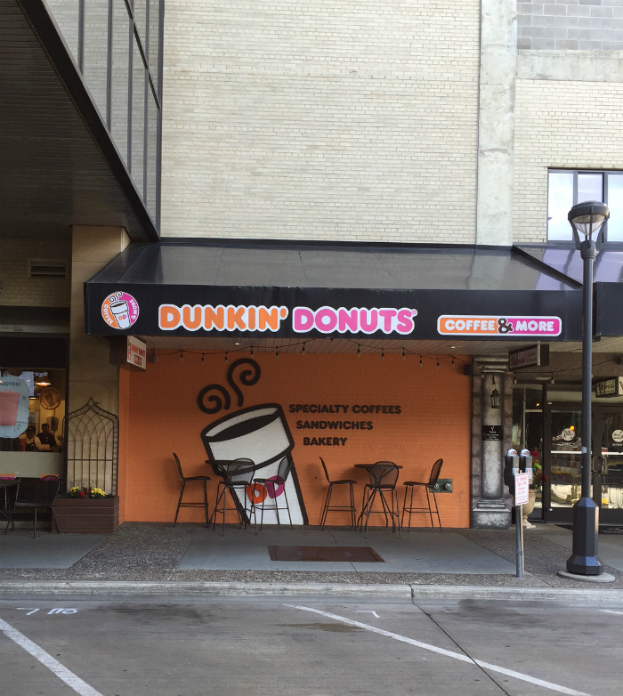 Photo: Dunkin' Donuts / Amy White