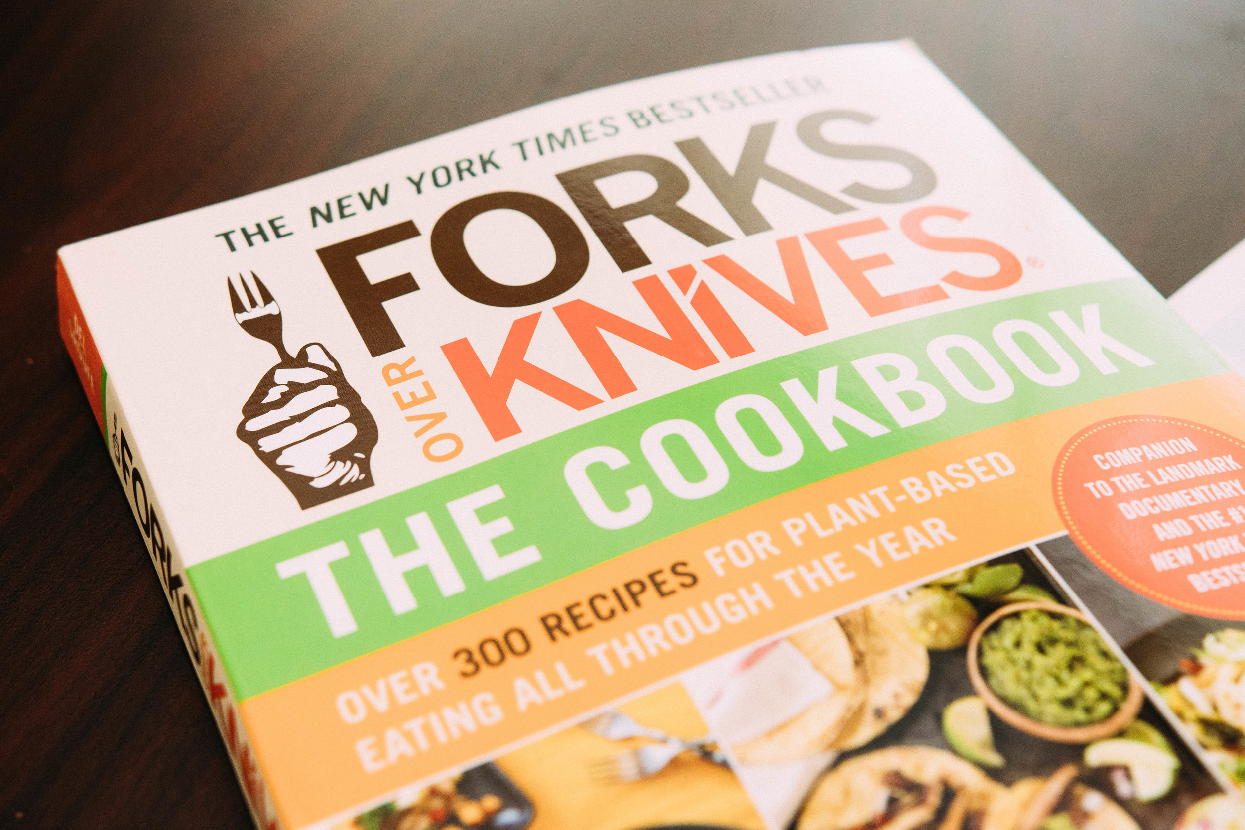 Dr. Barnard contributes to the  Forks Over Knives  series