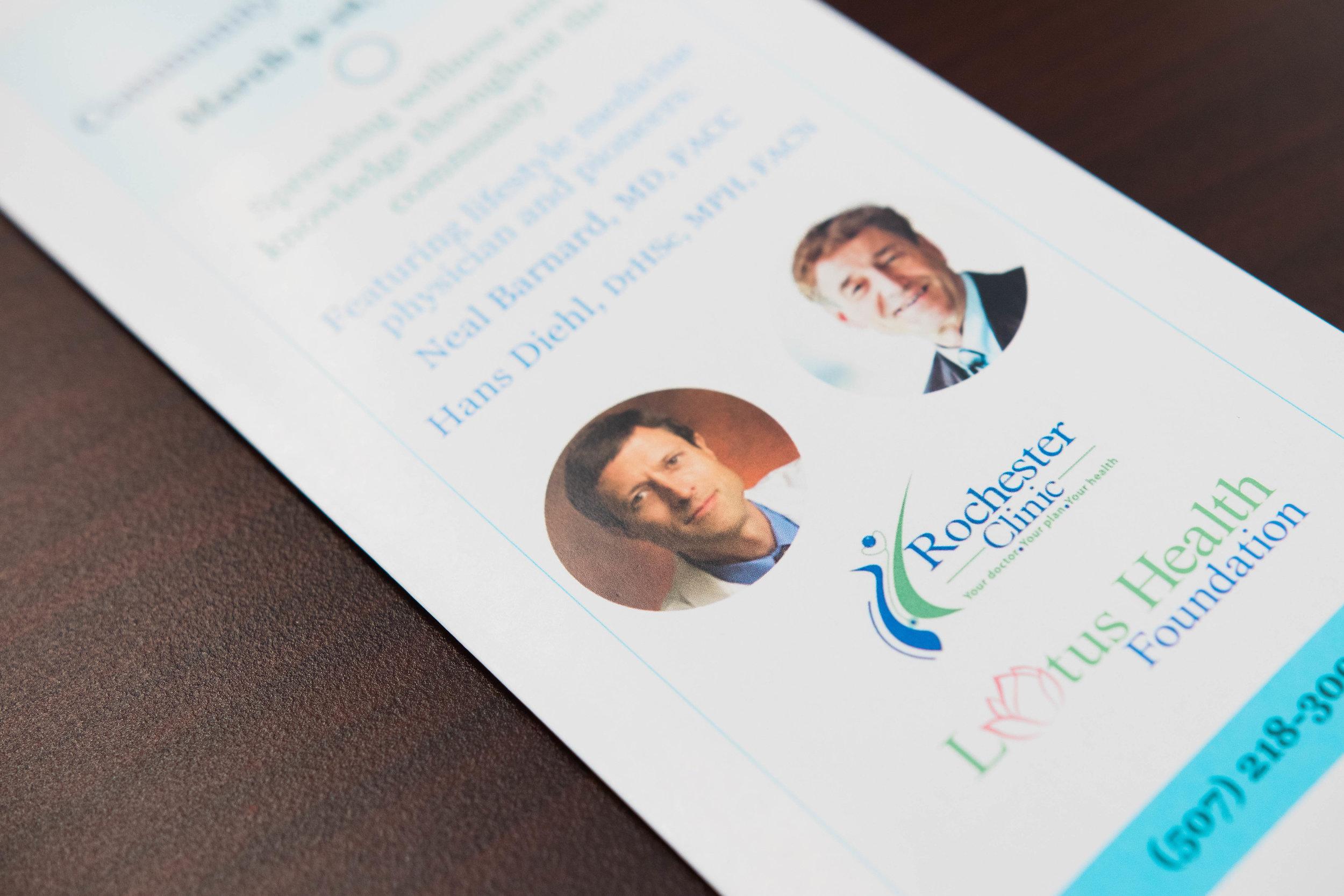Two notable speakers for Community of Wellness Week