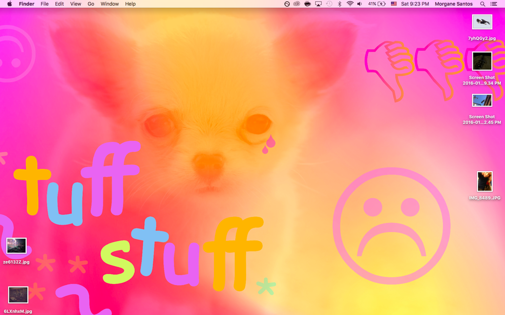 Why is this not your desktop rn??