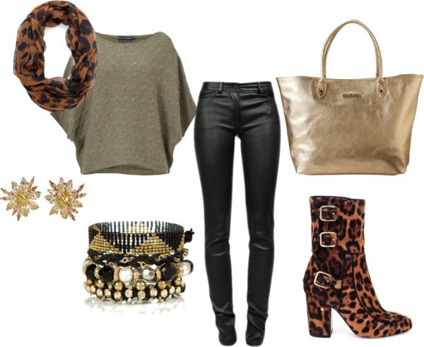Fashion Friday 11/22/13  by  fashfri  featuring  skinny jeans