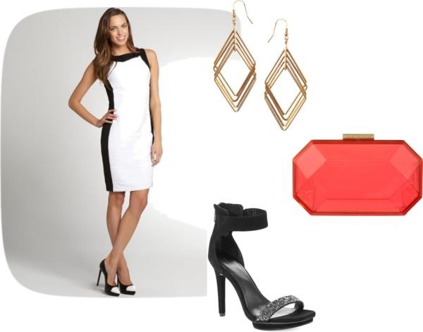 Fashion Friday 7/11/14  by  fashfri  featuring  black sandals
