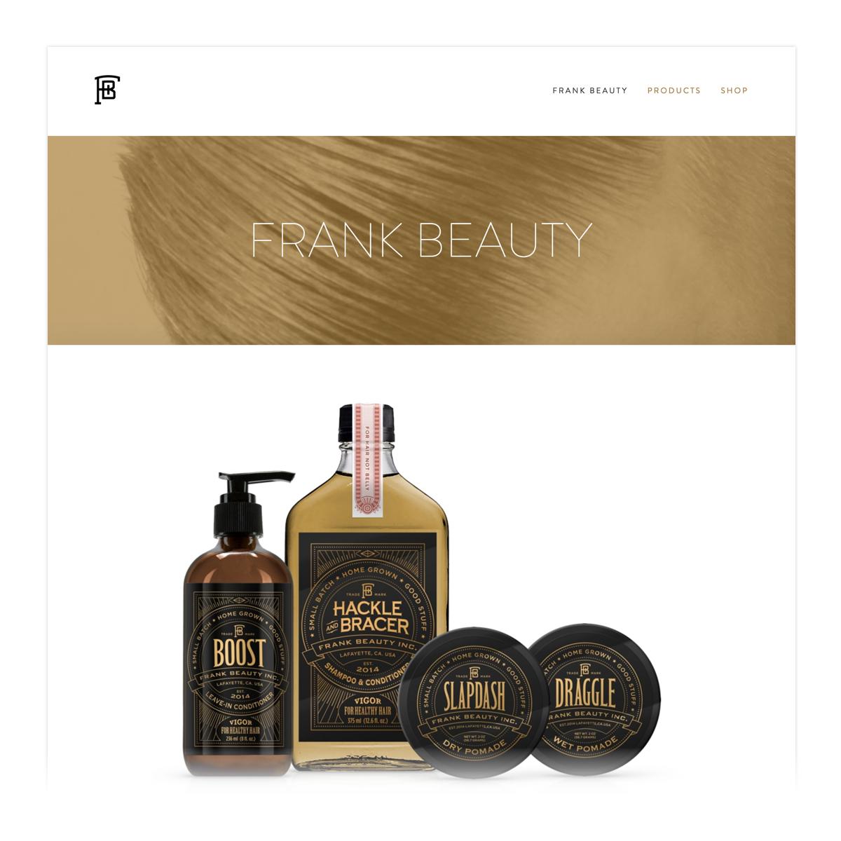 Frank Beauty Inc.