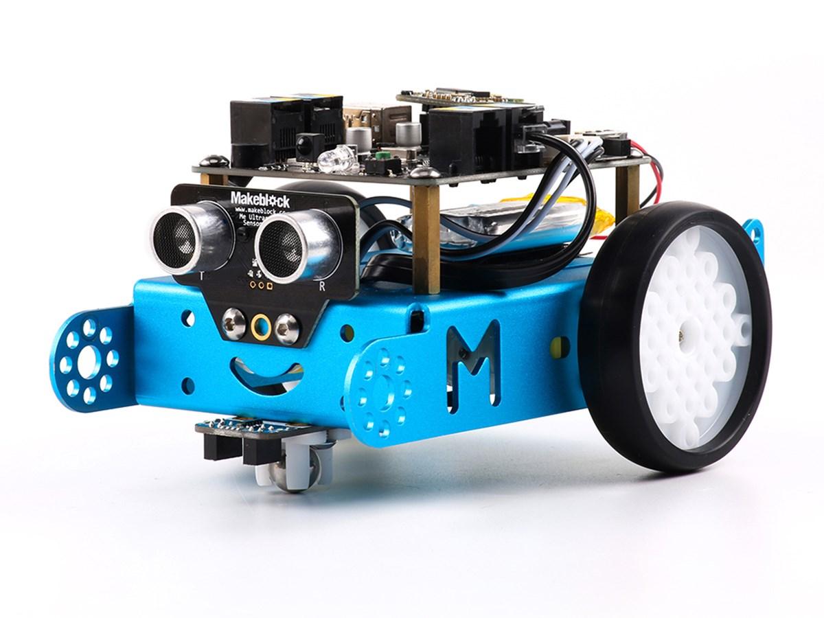 mBots: Die Einsteiger-Roboter, die Spaß am Programmieren vermitteln