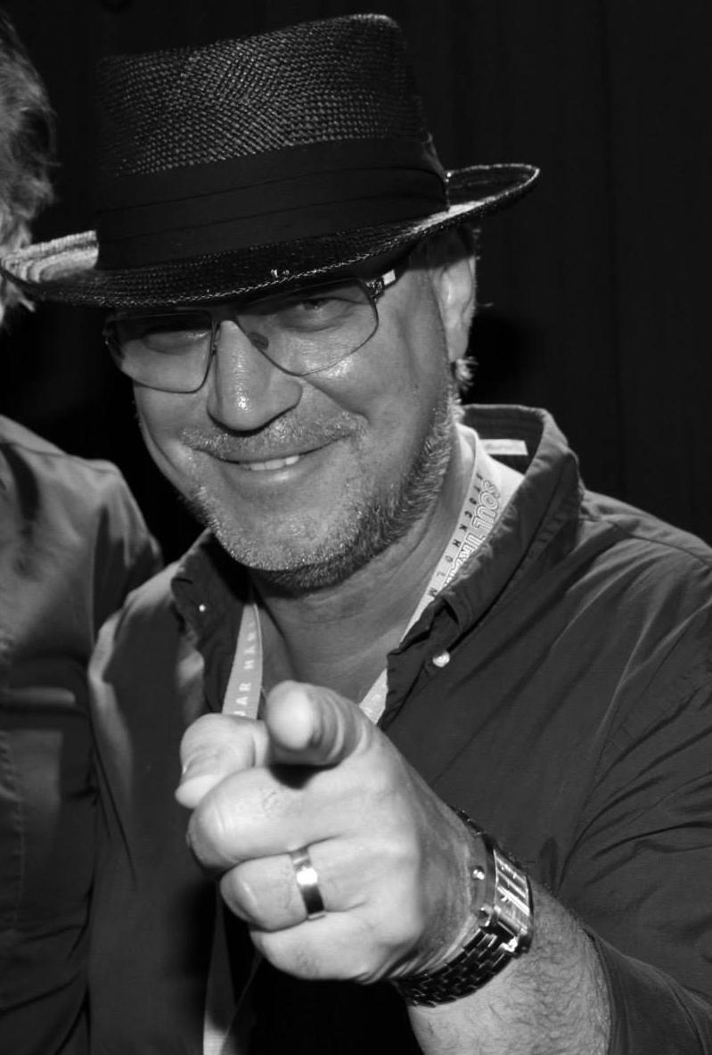 Anders Müller, Soul Train Anders Müller i podcasten Scenen Är Din