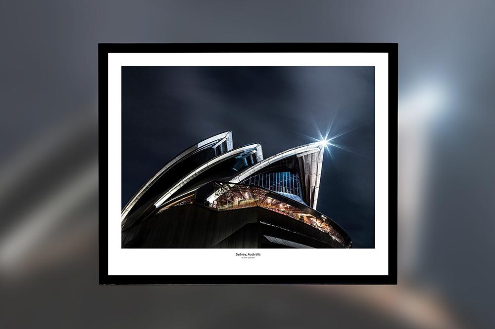 Sydney, Australia – oprawiony wydruk (50x40 cm) - 200 zł   kup teraz ➞