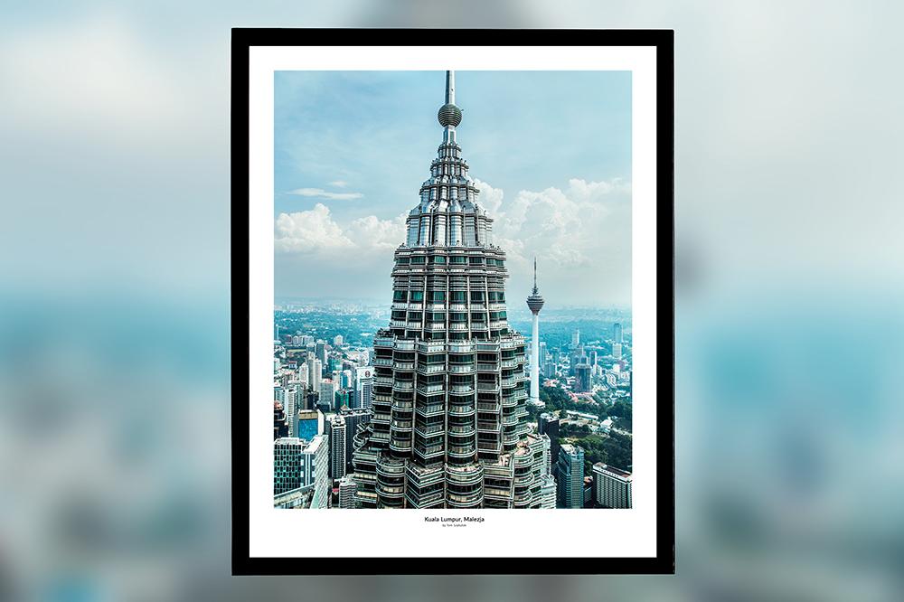 Kuala Lumpur, Malezja – oprawiony wydruk (50x40 cm) - 200 zł   kup teraz ➞