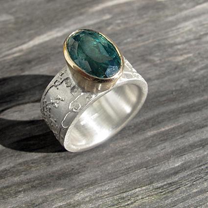 Tourmaline 9 carat gold ring 72 .jpg