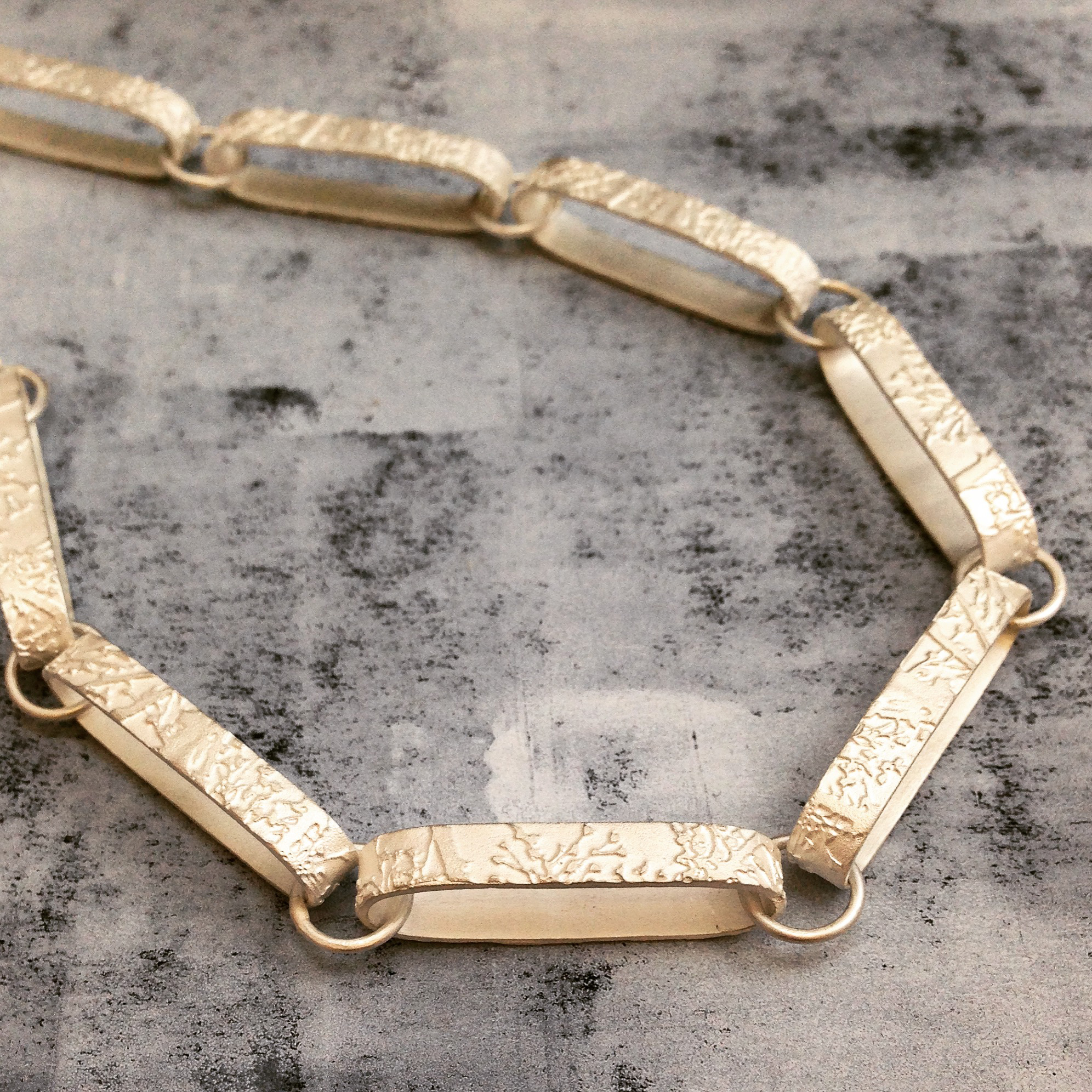 meadow etched silver handmade chain.jpg