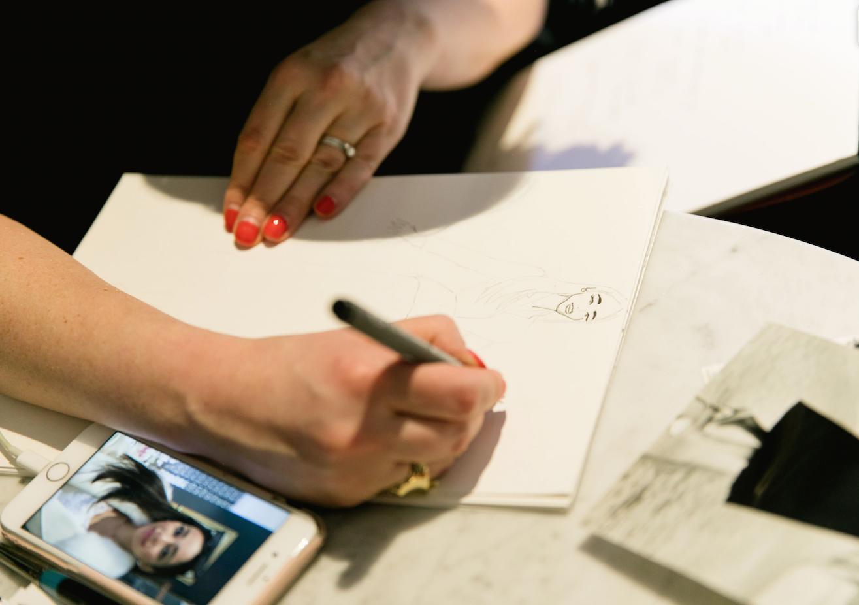 Fashion Event Illustrator
