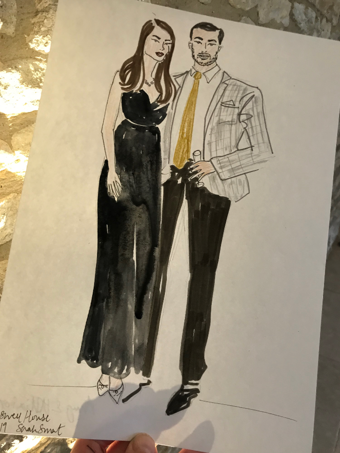 Wedding Fashion Illustrator