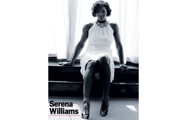 Complex, Fashion Stylist for Serena Williams