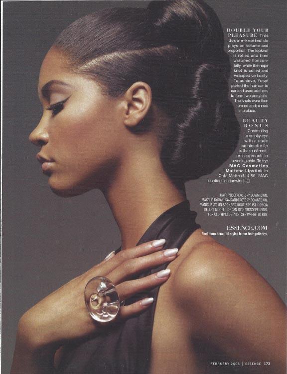 Essence Beauty, Fashion & Market Editor