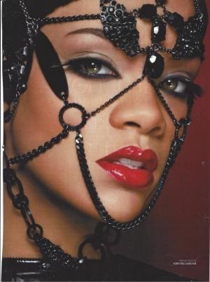 Market Editor for Rihanna