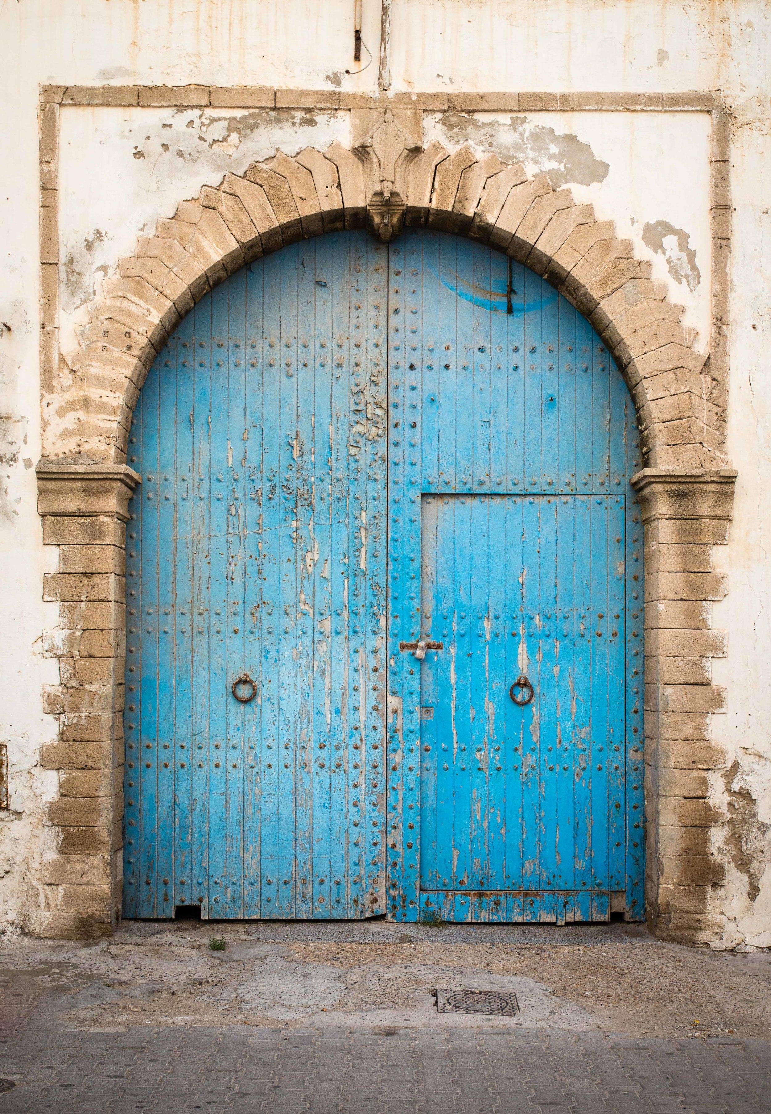 One of my favorite doors.