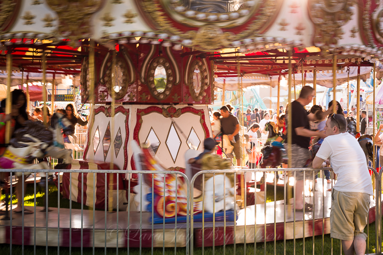 The Independence Day Hometown Carnival.