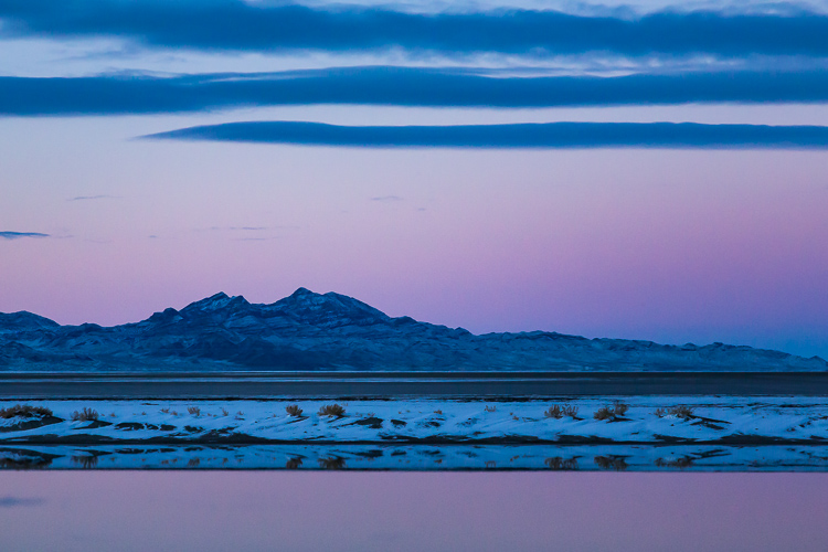 Bonneville Salt Flats