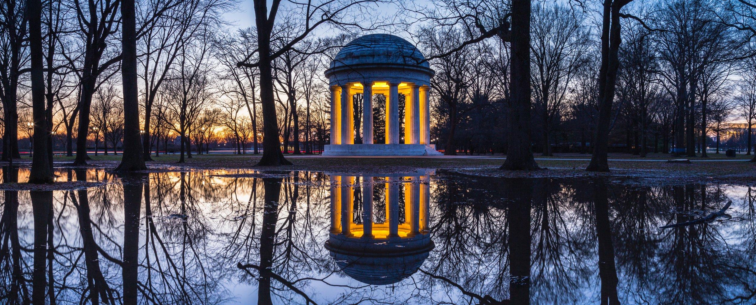 Yearend Reflections. Washington, D.C. (Dec. 2018)