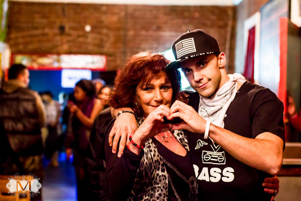 Dritto and Momma Dritto by Matty J (Live Fly Fashion photos)