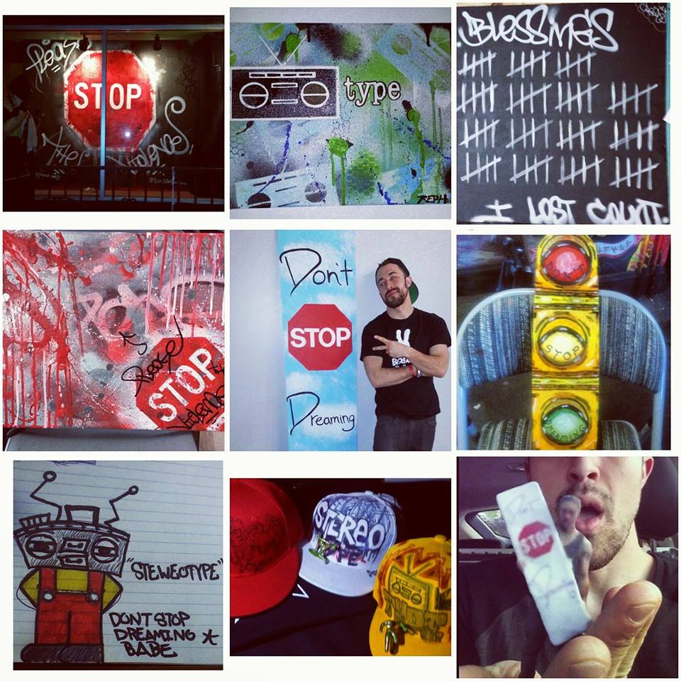 These are just a handful of some of the amazing things our Stereotype Collective has made for us in 2014. Thank you!