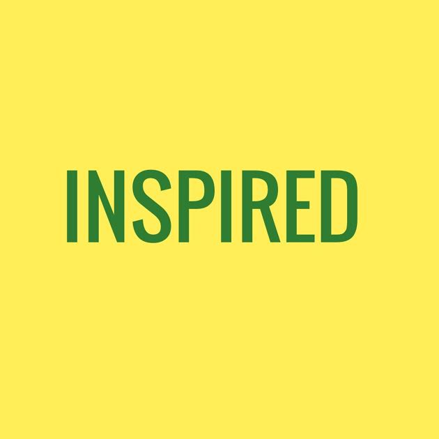 i am i - inspired