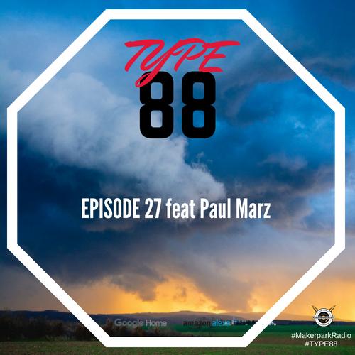 Paul Marz TYPE88 Interview