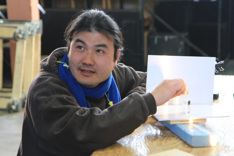 Operations Director Wu Chen Khoo